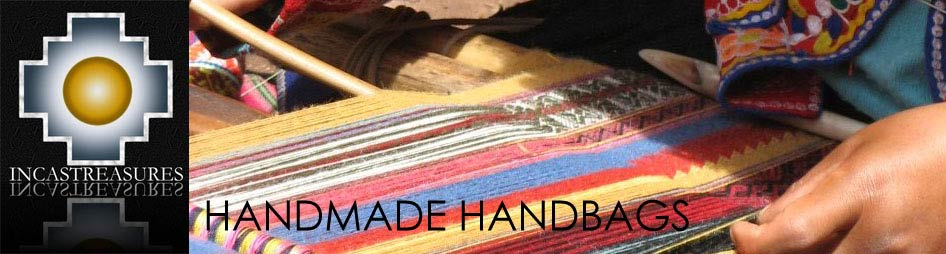 Handmade Handbas on Incastreasures