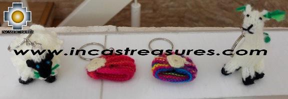 Exclusive Handmade Keyrings ANDES Handmade
