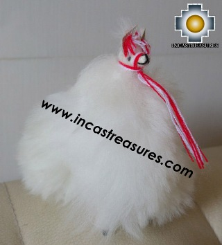 Alpaca Stuffed Alpaca Souvenir Monchita