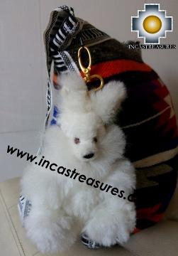 Alpaca Stuffed Bunny Souvenir Lucky