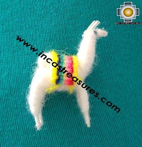 Baby Llamas Clasp-Pins