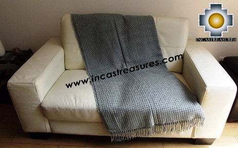 Alpaca Blanket sama  - Product id: alpacablanket15-04 Photo02