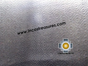 Alpaca Blanket treasures  - Product id: alpacablanket16-06 Photo03