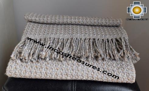 Alpaca Blanket valeriana  - Product id: alpacablanket16-02 Photo02