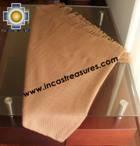 Alpaca Blanket yunka  - Product id: Alpacablanket10-05 Photo01