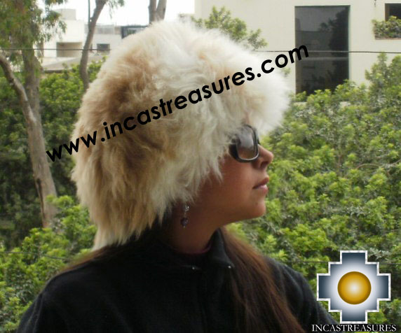 Alpaca Fur Hat Classic - Product id: ALPACA-FUR-HAT-11-01