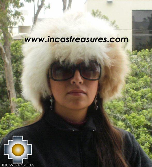 Alpaca Fur Hat Classic