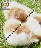 Baby Alpaca Slipper Spotted Ubinas - Product id: ALPACASLIPPERS09-04 Photo02
