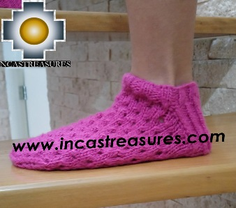 100% Alpaca Socks Exclusive CROCHET