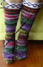 Long Alpaca Socks spring - Product id: ALPACASOCKS09-13 Photo03