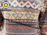 women alpaca sweater chinchaysuyo  - Product id: womens-alpaca-sweater12-06 Photo02