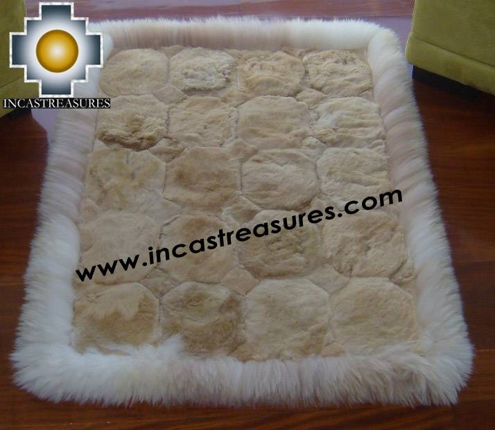how to clean alpaca fur rug