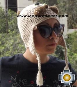Alpaca Animal Hat Mister Cat -  Product id: Alpaca-Hats13-09 Photo02