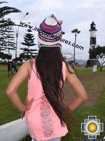 Alpaca Children Hat juanita2 -  Product id: Alpaca-children-Hats17-01 Photo03