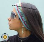 Alpaca Headband Skyblue