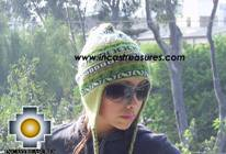 Alpaca Wool Hat Andean Designs Andenes
