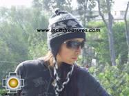 Alpaca Wool Hat Classic Design Llama yana -  Product id: Alpaca-Hats09-09 Photo02
