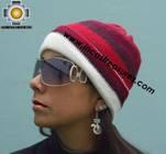Alpaca Wool Reversible Hat andean dawn - Product id: Alpaca-Hats09-48 Photo02