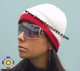 Alpaca Wool Reversible Hat andean dawn - Product id: Alpaca-Hats09-48 Photo03