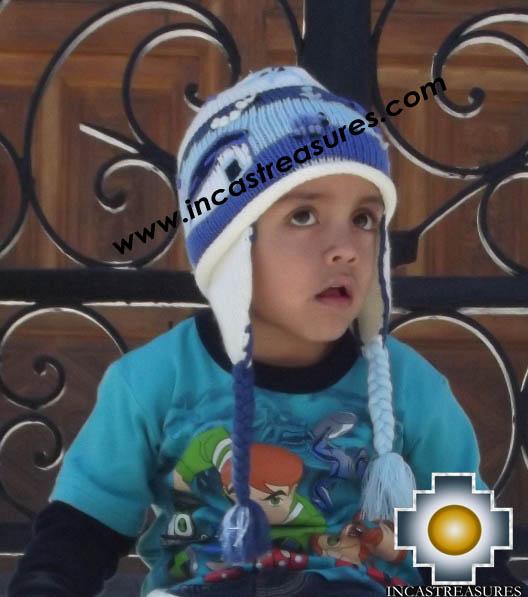 Alpaca Children Hat happy-farm -  Product id: Alpaca-children-Hats13-04