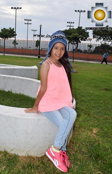 Alpaca Children Hat juanita -  Product id: Alpaca-children-Hats17-01