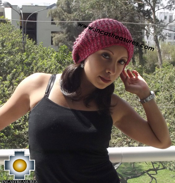 Alpaca Winter Hat totorita - available in 12 colors - Product id: Alpaca-Hats15-06