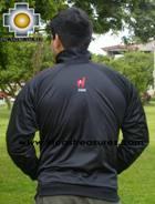 Sport Jacket PERU Black - Product id: MENS-JACKET09-02 Photo03