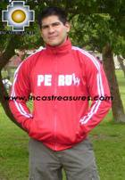 Sport Jacket PERU Black - Product id: MENS-JACKET09-03 Photo03