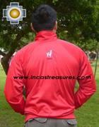 Sport Jacket PERU Black  - Product id: MENS-JACKET09-03 Photo02