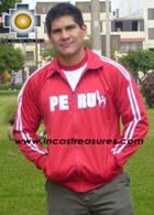 Sport Jacket PERU Black  - Product id: MENS-JACKET09-03 Photo01