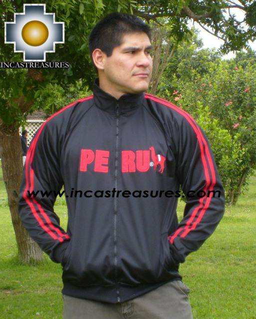 Andean Jacket Ayacucho  - Product id: MENS-JACKET09-02