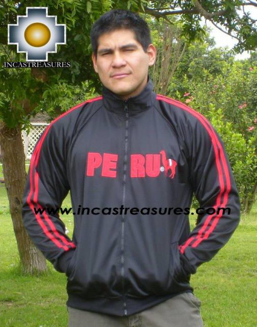 Sport Jacket Peru Black