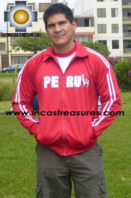 Andean Jacket Ayacucho  - Product id: MENS-JACKET09-03