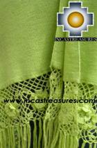Rabbit Andean Shawl Kututu qumir - Product id: rabbit-shawl-02 Photo03
