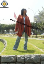 Rabbit Andean Shawl kututu yunka - Product id: rabbit-shawl-08 Photo02