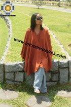 Rabbit Andean Shawl kututu yunka - Product id: rabbit-shawl-08 Photo03