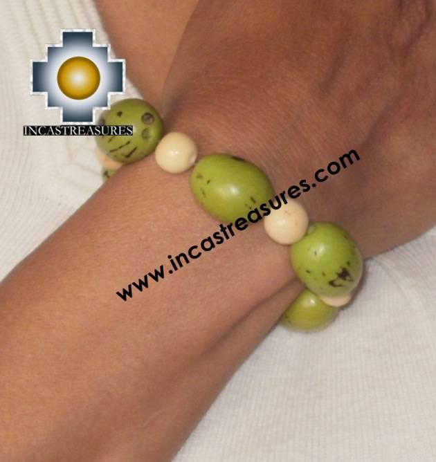Jewelry Bracelet jungle seeds Tuna