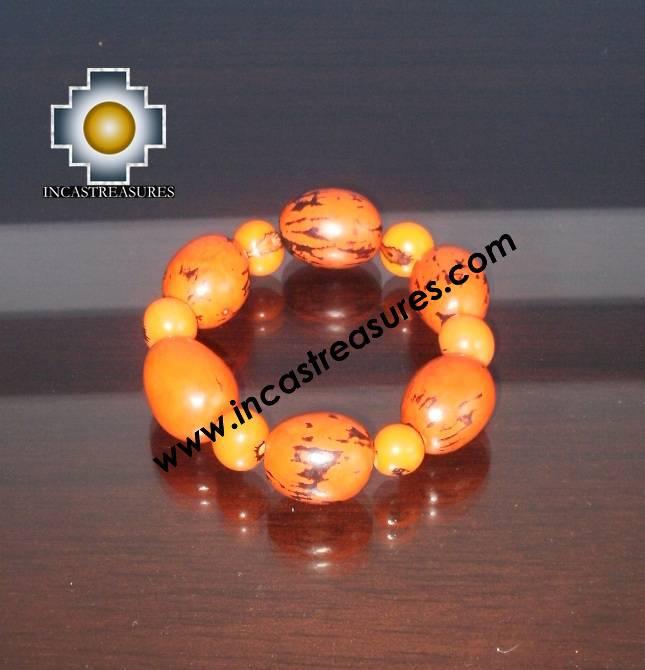 Jewelry Bracelet jungle seeds Willapi