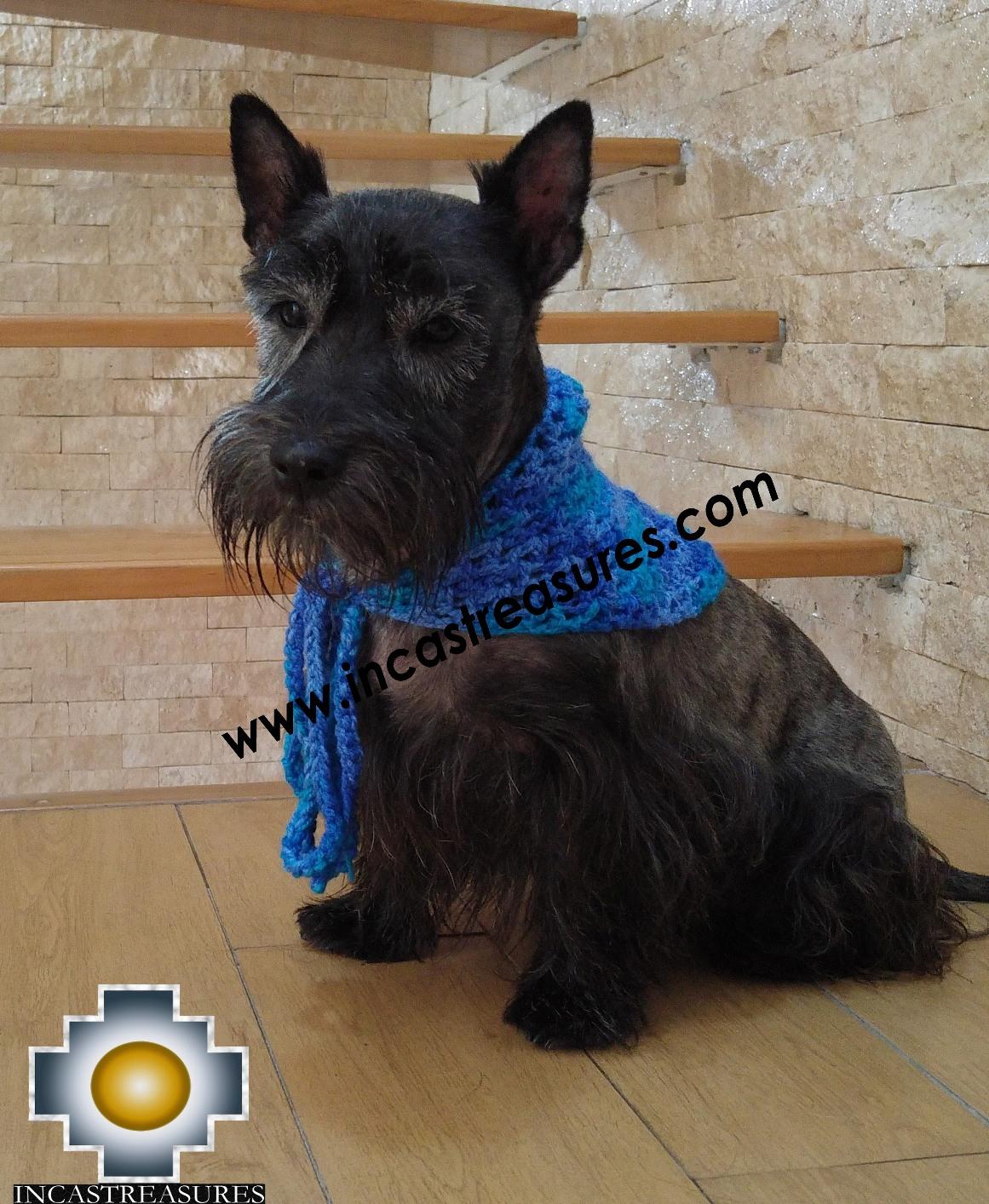 Alpaca Kerchief for Dogs Yoki