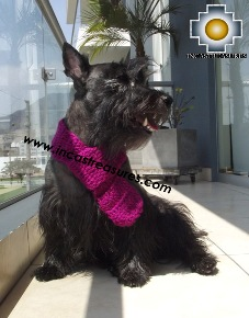 Alpaca Scarf for dogs Alqu - Product id: dog-clothing-15-01 Photo03