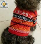 Dog Alpaca Sweater Sumaq - Product id: dog-clothing-10-04 Photo04