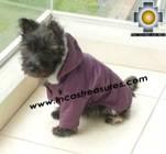 Dog Jacket with Hood ROBIN - Product id: dog-clothing-10-01 Photo06