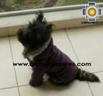 Dog Jacket with Hood ROBIN - Product id: dog-clothing-10-01 Photo02