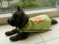 Dog raincoat Huellita - Product id: dog-clothing-10-02 Photo03