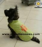 Dog raincoat Huellita - Product id: dog-clothing-10-02 Photo02
