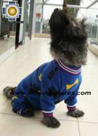 Dog Sleepwear Huesitos - Product id: dog-clothing-10-03 Photo04