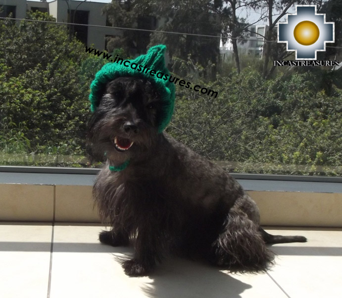 Alpaca Hat for Dogs Puppy Elf - Product id: dog-clothing-14-04