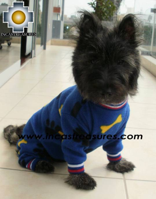 Dog Sleepwear Huesitos - Product id: dog-clothing-10-03