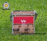 Andean handbag from Huancayo PERU apu - Product id: HANDBAGS09-61 Photo03
