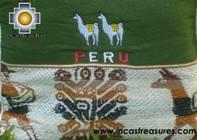 Andean handbag from Huancayo PERU pachacamac - Product id: HANDBAGS09-59 Photo03